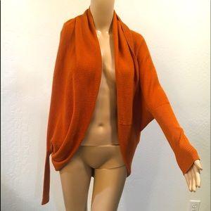 KERISMA shrug Lounge Knit drape cardigan sweater